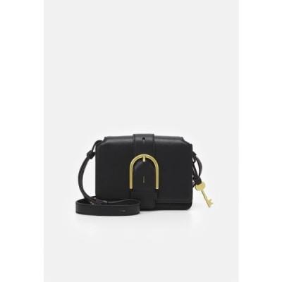 フォッシル レディース ショルダーバッグ WILEY - Across body bag - black