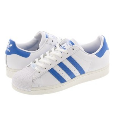 adidas SUPERSTAR アディダス スーパースター FTWR WHITE/BLUE BIRD/OFF WHITE fw4406