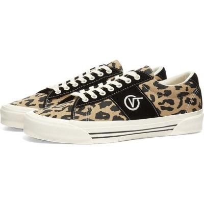 バンズ ボルト Vans Vault メンズ スニーカー シューズ・靴 OG Sid LX Leopard/Marshmallow