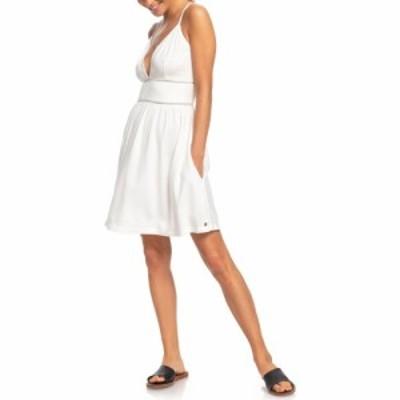 ロキシー ROXY レディース ワンピース ワンピース・ドレス Strappy Minidress Snow White
