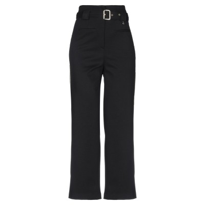 レリッシュ RELISH パンツ ブラック 46 レーヨン 65% / ナイロン 30% / ポリウレタン 5% パンツ