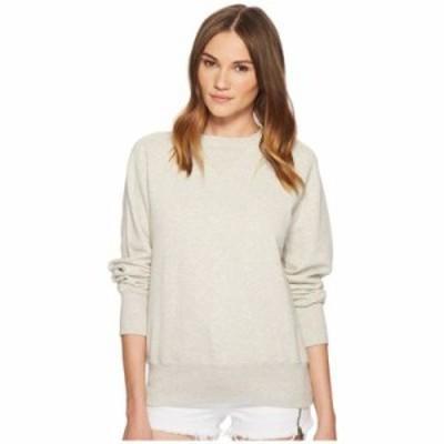 リーバイス スウェット・トレーナー Vintage Clothing Bay Meadows Sweatshirt Oatmeal Mele