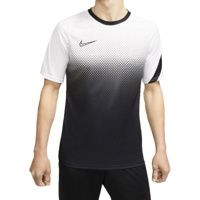 ナイキ Nike メンズ サッカー ドライフィット Tシャツ トップス Dri-FIT Academy Graphic Soccer T-Shirt White