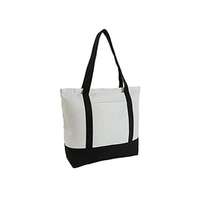 Lucky Leaf 1 | 3 |6 | 12 Pack Fashionable Durable Large Canvas Tote Bag Top