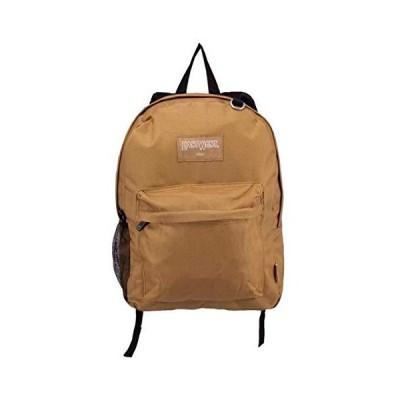"17"" Kids Classic Padded Bulk Backpacks - Wholesale Case of 24 Bookbags, Khaki 並行輸入品"
