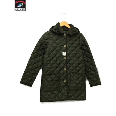 Traditional Weatherwear LDS WAVELRY HOOD キルティングコート S[▼]