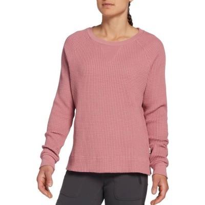 ノースフェイス レディース パーカー・スウェット アウター The North Face Women's Chabot Crewneck Sweatshirt