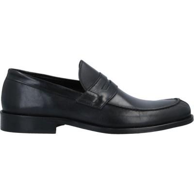アンジェロ パロッタ ANGELO PALLOTTA メンズ ローファー シューズ・靴 Loafers Black
