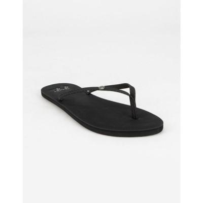 ザ ジジ GIGI レディース サンダル・ミュール シューズ・靴 Laguna Sandals BLACK