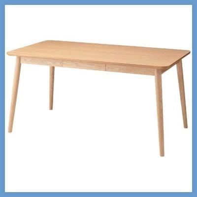 『大型S』ヘンリーダイニングテーブル/ナチュラル