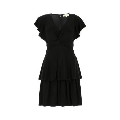 マイケルコース レディース ワンピース トップス Michael Michael Kors Ruffle Tiered Mini Dress -