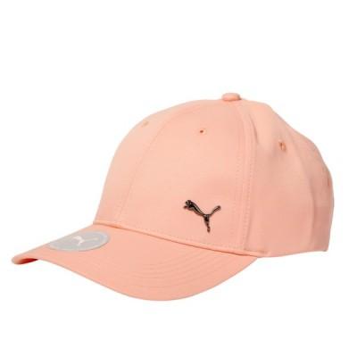 プーマ メンズ キャップ メタルキャット 021269 39 帽子 : ペールピンク PUMA