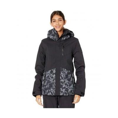 O'Neill オニール レディース 女性用 ファッション アウター ジャケット コート スキー スノーボードジャケット Coral Jacket - Blackout