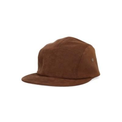 OVERRIDE / 【THE FACTRY MADE】Ultasuede JET CAP MEN 帽子 > キャップ