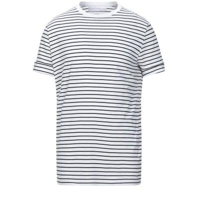 ニール・バレット NEIL BARRETT T シャツ ホワイト XS コットン 100% T シャツ