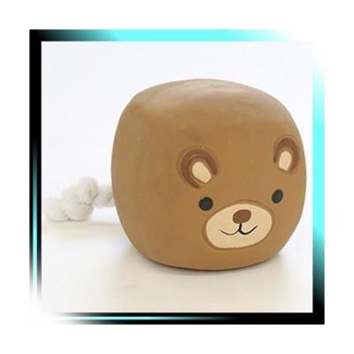 くまさん/M 犬用おもちゃ アニマルフレンズ キューブトイ くまさ