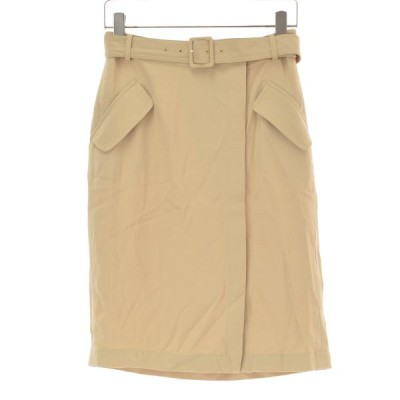 BANANA REPUBLIC / バナナリパブリック ラップタイト スカート