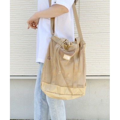 Outfitter lab / TNF / LIGHT MESH TOTE WOMEN バッグ > トートバッグ