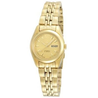 取寄品 SEIKO 腕時計 セイコー SYMA60J1 セイコー5 海外モデル 逆輸入モデル ビジネスウォッチ 自動巻き オートマチック ビジネス レディ