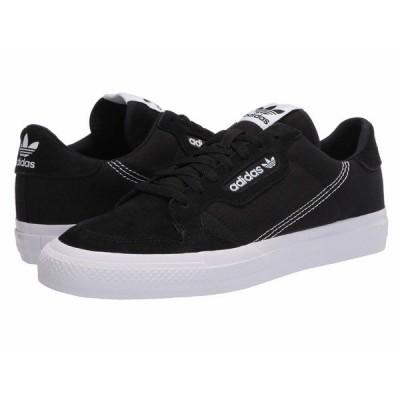アディダスオリジナルス スニーカー シューズ メンズ Continental Vulc Core Black/Footwear White/Core Black
