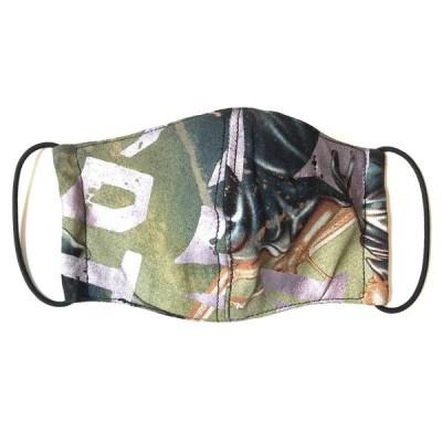 【COTEMER マスク 日本製】BAND PRINT MASK M0413031