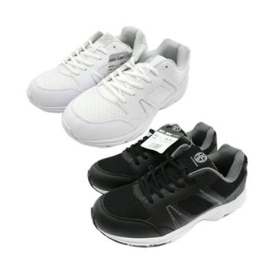 喜多 MK-880 スニーカー 短靴 紐タイプ