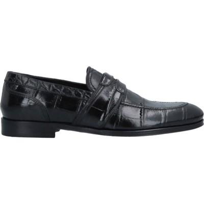 ドルチェ&ガッバーナ DOLCE & GABBANA メンズ ローファー シューズ・靴 loafers Black
