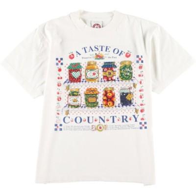 ACTIVE WEAR プリントTシャツ レディースM /eaa056105
