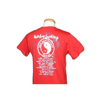 TOWN&COUNTRY(タウン&カントリー)_メンズ_半袖Tシャツ【レッド(RED)】_DM6068