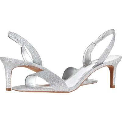 マイケル コース MICHAEL Michael Kors レディース サンダル・ミュール シューズ・靴 Mila Sandal Silver Multi
