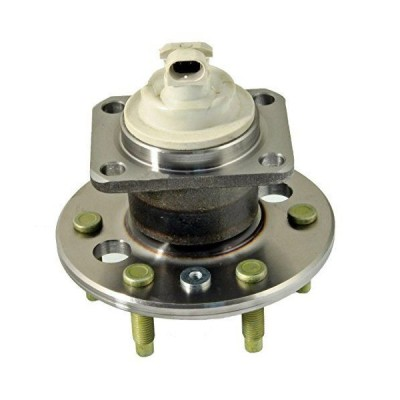 ACDelco 512309 Advantage Rear Wheel Hub and Bearing Assembly with Whee