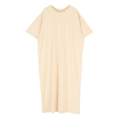 オーバーサイズカットソーワンピース ティティベイト titivate (ワンピース)Dress
