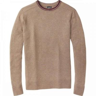 スマートウール Smartwool メンズ ニット・セーター トップス Sparwood Crew Sweater Bourbon Heather