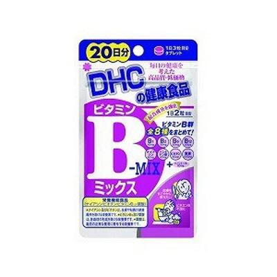 DHC ビタミンBミックス20日 40粒 ビタミンBミツクス20ニチ