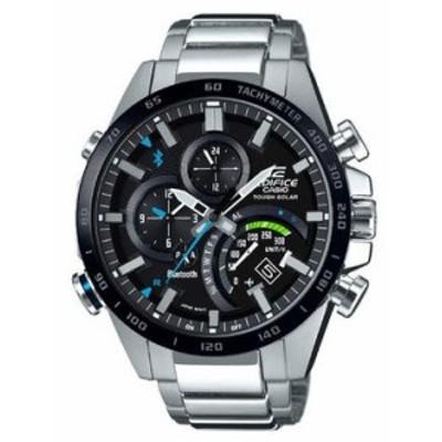 【送料無料】CASIO・カシオ 腕時計 EDIFICE エディフィス TIME TRAVELER EQB-501XDB-1AJF
