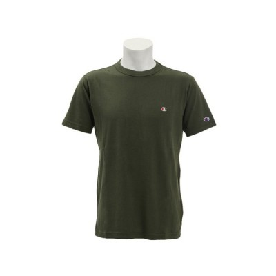 チャンピオン-ヘリテイジ(CHAMPION-HERITAGE) Tシャツ メンズ 半袖 BA ワンポイント C3-P300 570 カットソー オンライン価格 (メンズ)
