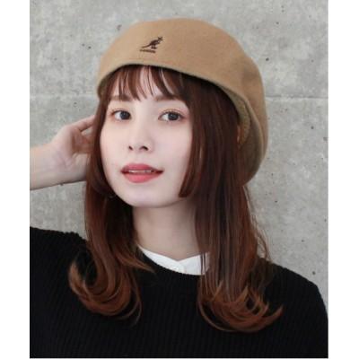 OVERRIDE / 【KANGOL】Wool 504 / 【カンゴール】ウール504 MEN 帽子 > ハンチング/ベレー帽