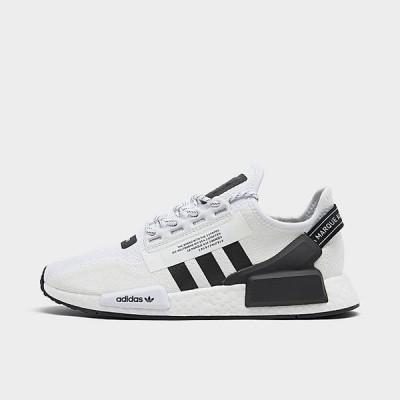 アディダス メンズ シューズ adidas Originals NMD R1 V2 スニーカー White/Core Black/White