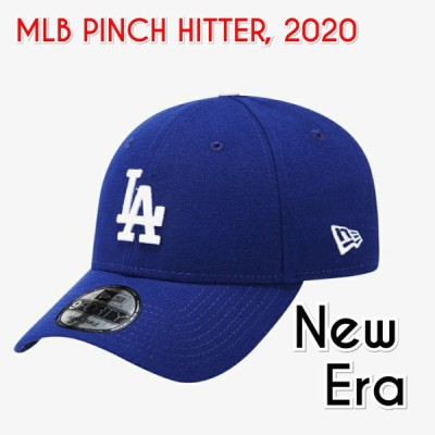 New Era 2020 MLB PINCH HITTER LA キャップ