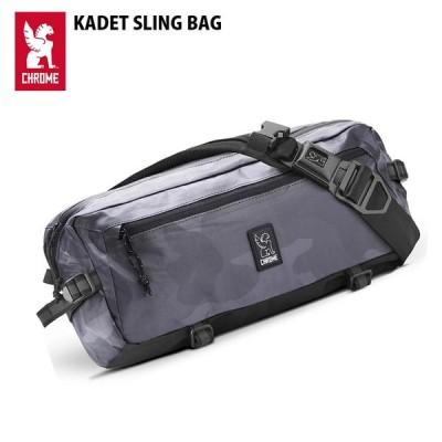 CHROME クローム KADET カデット バッグ 鞄 カバン ボディーバッグ ウエストバッグ ウエストポーチ 男女兼用
