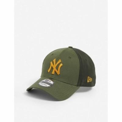 ニューエラ NEW ERA メンズ キャップ 帽子 NY Yankees cotton-blend cap Novmlf