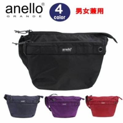 anello グランデ バッグ GU-A0981  アネロ GRANDE 軽量・はっ水加工 ミニショルダーバッグ ポシェット ポーチ ag-315000