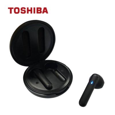 TOSHIBA 真無線觸控耳機 RZE-BT730E-K