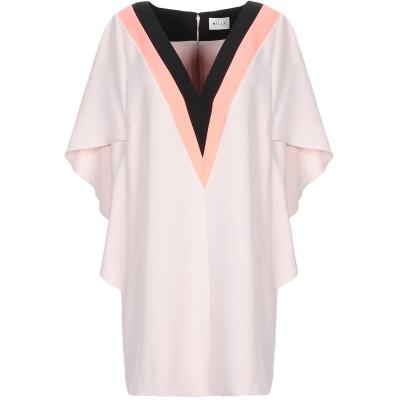 ミリー MILLY ミニワンピース&ドレス ライトピンク 14 ポリエステル 90% / ポリウレタン 10% ミニワンピース&ドレス