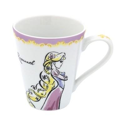 ディズニー ファッショナブル プリンセス マグカップ ラプンツェル 3208-03