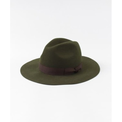 URBAN RESEARCH OUTLET / Rohw master product×URBAN RESEARCH WIDE BRIM WOOL FELT HAT∴ MEN 帽子 > ハット