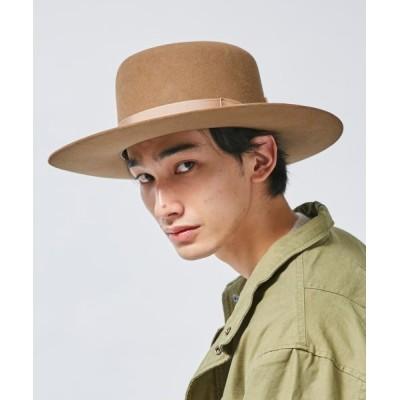 OVERRIDE / 【STETOSN】BOSS OF THE PLAIN MEN 帽子 > ハット