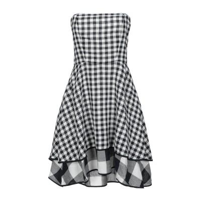 ARMANI EXCHANGE ミニワンピース&ドレス ホワイト 10 コットン 100% ミニワンピース&ドレス