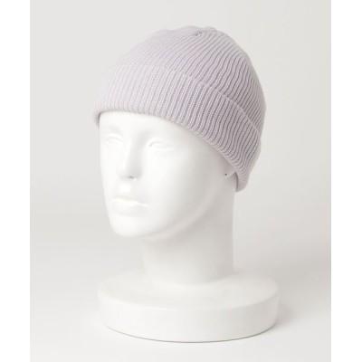 おしゃれスタ / USA CTN AZE SHORT(ST) WOMEN 帽子 > ニットキャップ/ビーニー