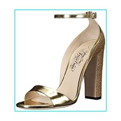 Alejandro Ingelmo Women's Clara Dress Sandal, Oro, 38 EU/7 W US【並行輸入品】